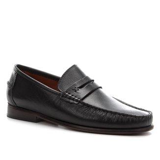 Sapato Social Shoestock Mocassim gravatacouro