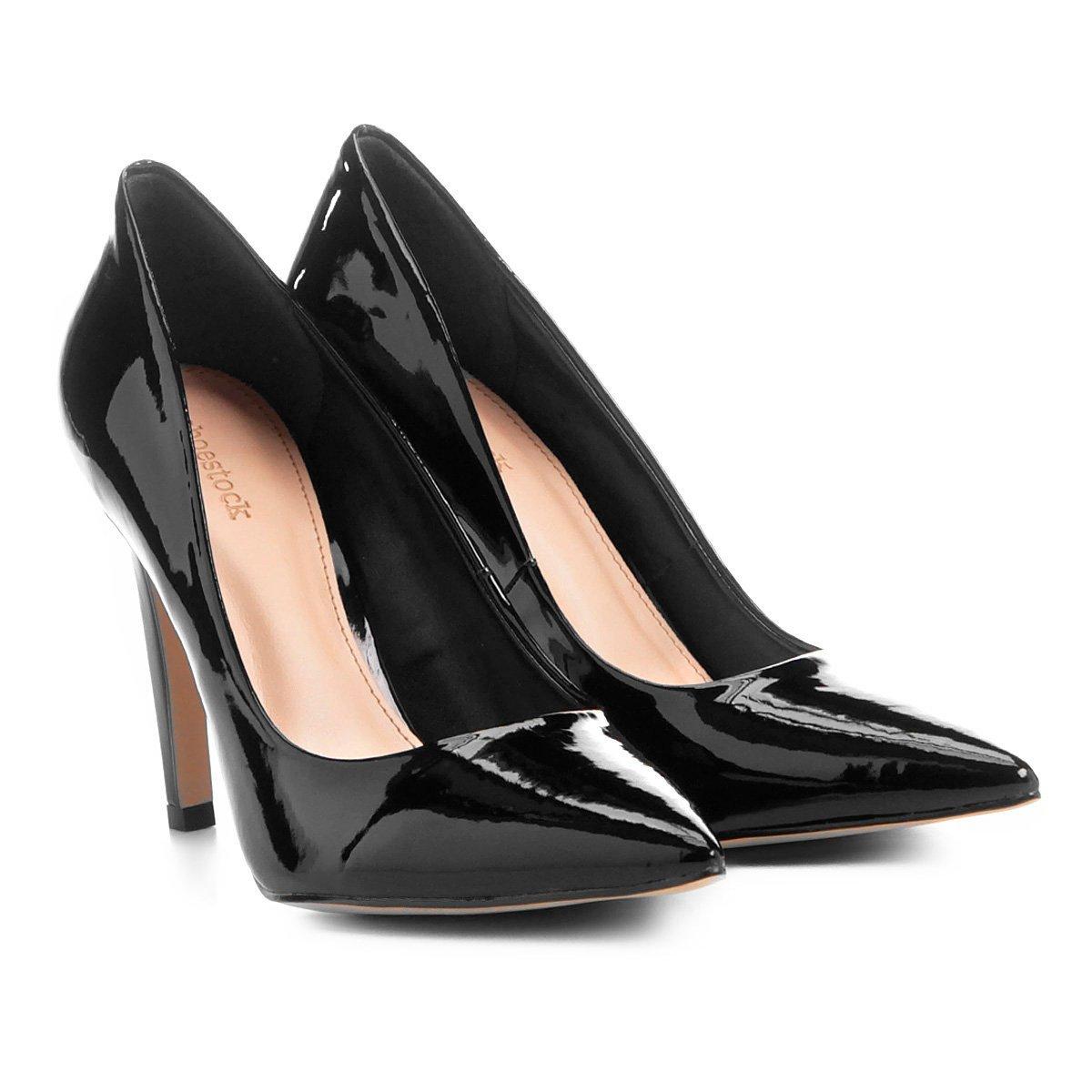 ebff68ece6f5 Scarpin Shoestock Salto Alto Bico Fino | Shoestock