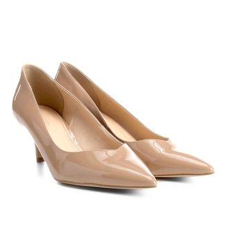 Scarpin Shoestock Salto Médio Básico
