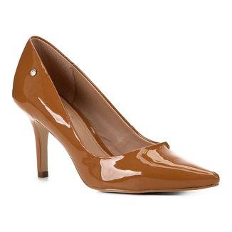 Scarpin Shoestock Salto Médio Naked