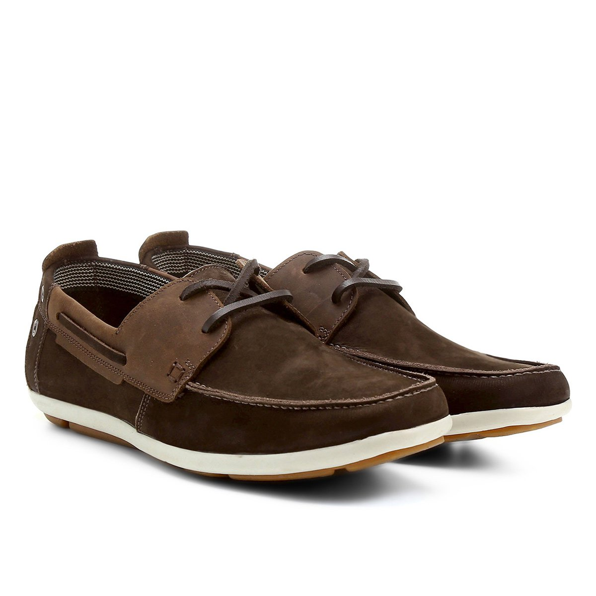e82c70fcf Sider Couro Shoestock Nobuck Masculino - Café | Shoestock