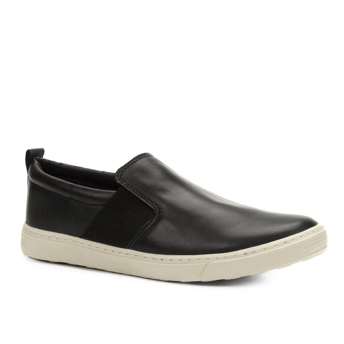 67c026ddb757a Slip On Couro Shoestock Básico Masculino | Shoestock