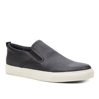 Slip On Couro Shoestock
