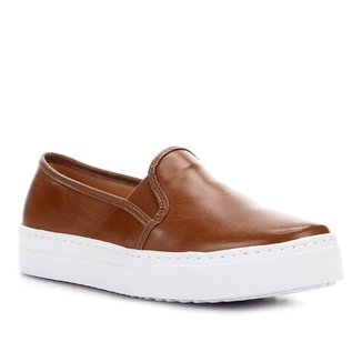 Slip On Shoestock Basic Feminino