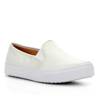 Slip On Shoestock Basic Feminino