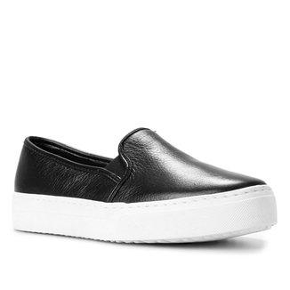 Slip On Shoestock Básico Feminino