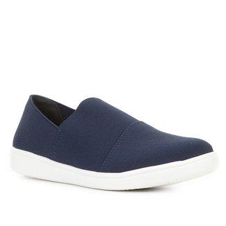 Slip On Shoestock Elástico Feminino