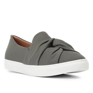 Slip On Shoestock Nó Feminino