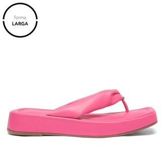 Tamanco Shoestock Flatform Comfy Color