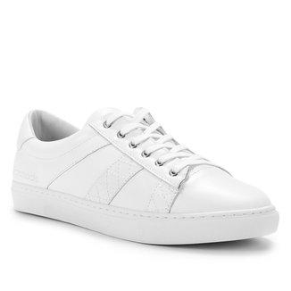 Tênis Couro Shoestock Basic Comfy Feminino