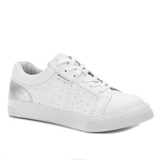 Tênis Couro Shoestock Comfy Furinhos Feminino