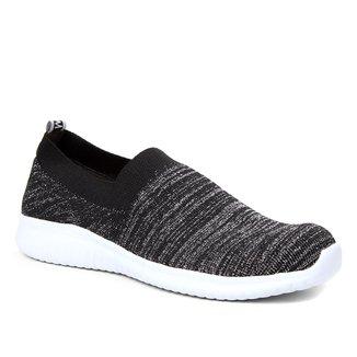 Tênis Shoestock Comfy Tricot Mescla