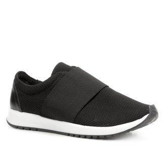 Tênis Shoestock Jogging Elástico Feminino