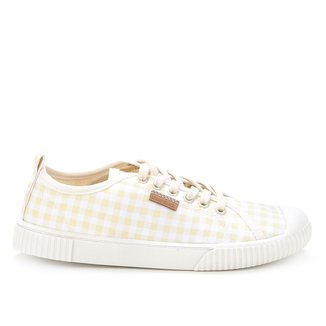 Tênis Shoestock Xadrez Vichy Feminino